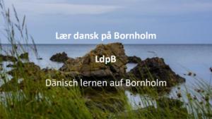Dansk på Bornholm